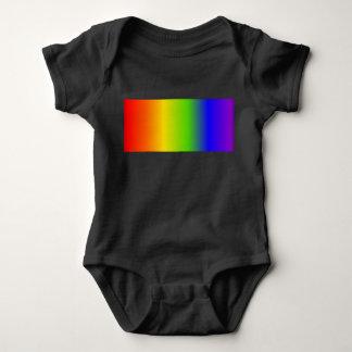 Regenbogenbaby onsie baby strampler