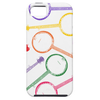 Regenbogenbanjo iPhone 5 Cover