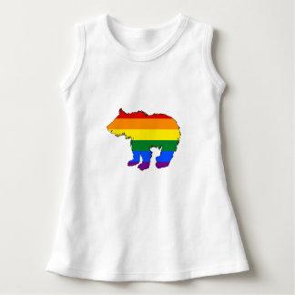 RegenbogenBärenjunges Kleid