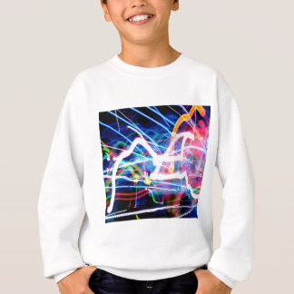Regenbogenblitz Sweatshirt
