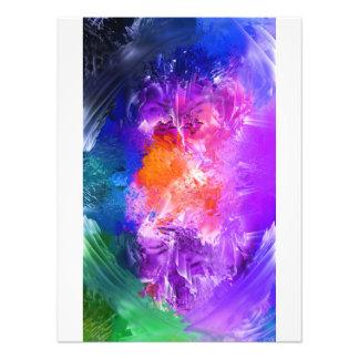 Regenbogenboom Fotodruck