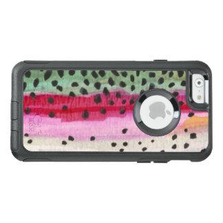Regenbogenforelle-Fischen, Ichthyologie OtterBox iPhone 6/6s Hülle