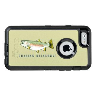 Regenbogenforelle: Jagen der Regenbogen OtterBox iPhone 6/6s Hülle