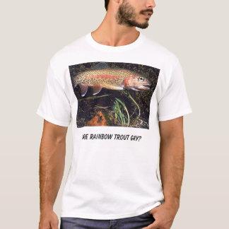 Regenbogenforelle, sind Regenbogenforelle T-Shirt