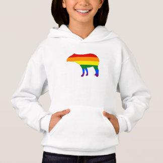 RegenbogenTapir Hoodie