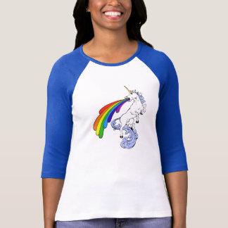 Regenbogenunicorn-Shirt T-Shirt