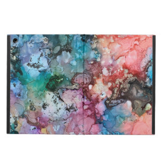 RegenbogenUnicorngalaxie iPad Air drehen Abdeckung
