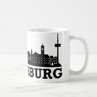 Regensburg-Skyline Kaffeetasse