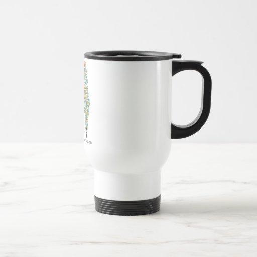Regenschirm-Atheist Kaffee Tassen