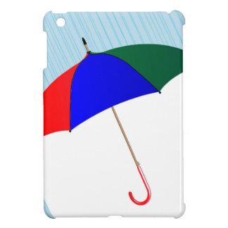 Regenschirm im Regen iPad Mini Hülle