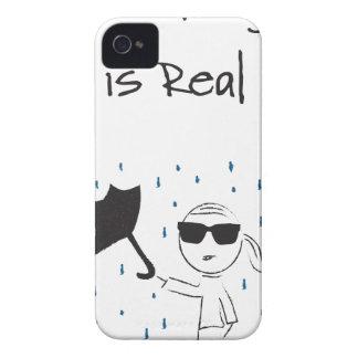 Regenschirm versagen Kampf ist wirklich iPhone 4 Case-Mate Hüllen