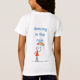Regentropfen T-Shirt
