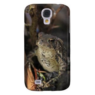 Regentropfen und Frosch Galaxy S4 Hülle