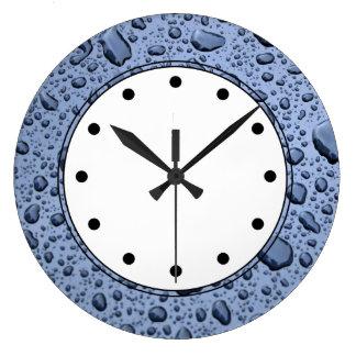 Regentropfen-Wanduhren Uhren