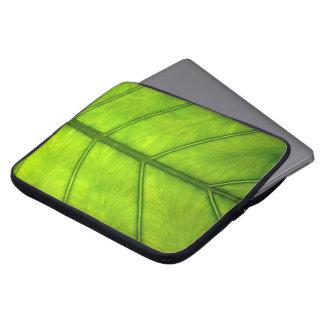 Regenwald-Blatt Computer Schutzhülle