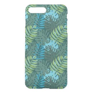 Regenwald-Dschungel-Blatt-Muster iPhone 8 Plus/7 Plus Hülle