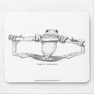 REGENWALD-MAGIE Reihe Mousepad