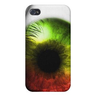 Reggae-Auge Rasta Iphone 4 Fall iPhone 4 Etui