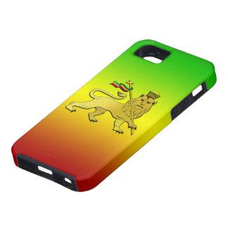 Reggae Rasta Löwe von Judah Hülle Fürs iPhone 5