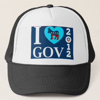 Regierung des Herzens I Truckerkappe