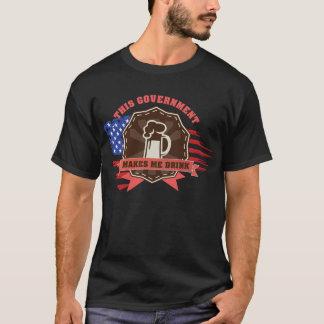 Regierung lässt mich trinken T-Shirt