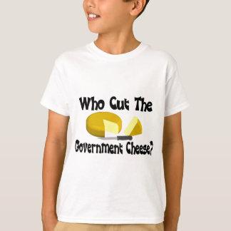 Regierungs-Käse T-Shirt