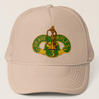 Regiment-Hut der Kavallerie-3d Truckerkappe
