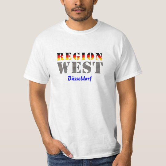 Region West - Düsseldorf T-Shirt
