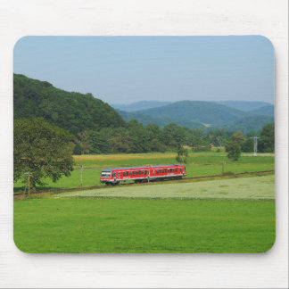 Regionalbahn nach Marburg bei Brungershausen Mousepad