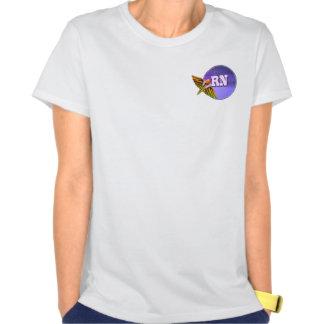Registrierte Krankenschwester|RN Caduceus-T - T-Shirts