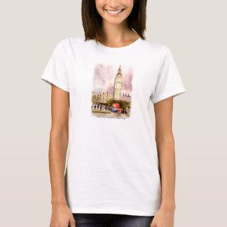Regnerischer Tag in London -- Arlene-Herzog T-Shirt