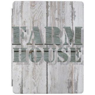 rehabilitiertes Western-Landbauernhaus der Scheune iPad Smart Cover