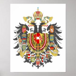 Reich Österreichs Ungarn Poster