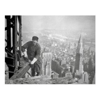 Reich-Staat Steelworker, 1936 Postkarte