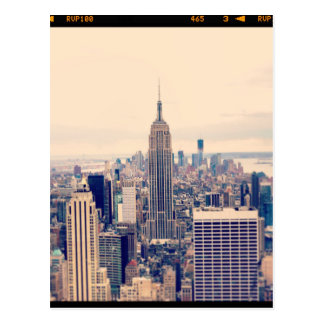 New York Postkarten