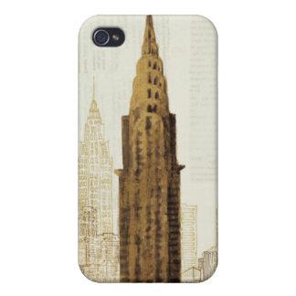 Reich-Staats-Gebäude NYC iPhone 4 Case