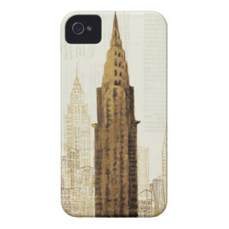 Reich-Staats-Gebäude NYC iPhone 4 Case-Mate Hülle