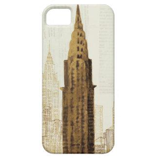 Reich-Staats-Gebäude NYC iPhone 5 Schutzhülle