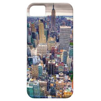 Reich-Staats-Gebäude und Midtown Manhattan Barely There iPhone 5 Hülle