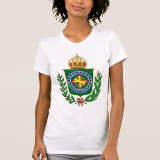 Reich von Brasilien-Emblem Trägershirt T-Shirt