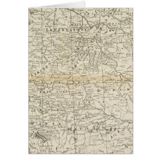 Reich von Deutschland Karte