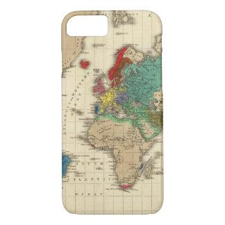 Reich von Napoleon Bonaparteanzeige 1811 iPhone 8/7 Hülle