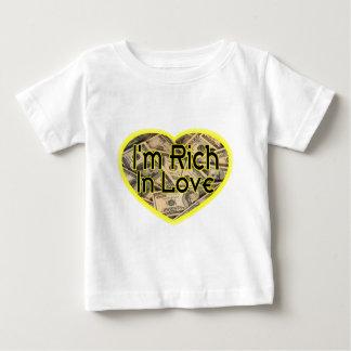 Reiche Liebe Baby T-shirt