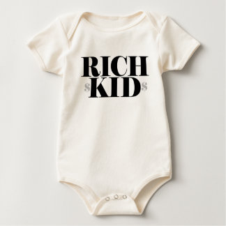 Reiches Kind Baby Strampler