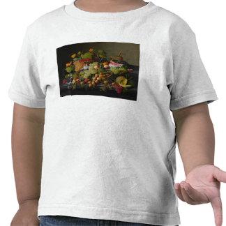 Reichliche Frucht 1858 Öl auf Leinwand T Shirts