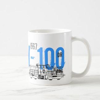 Reichsbahn DDR Kaffeetasse