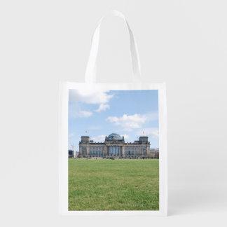Reichstag Gebäude - Berlin, Deutschland Einkaufsbeutel