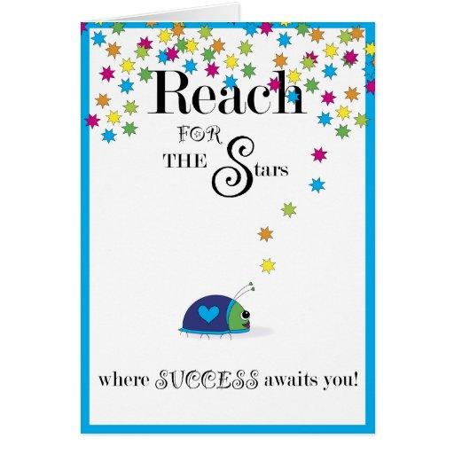 Reichweite für den Stern-Erfolg Karten