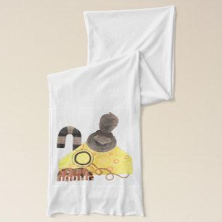 Reifer Cheddarkäse-Schal Schal