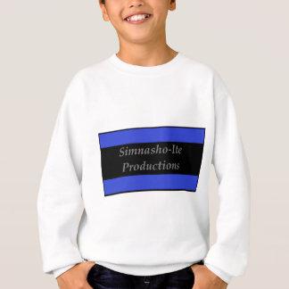 Reihe von Sachen Sweatshirt